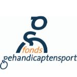 Logo fonds gehandicaptensport, bezoek de app voor alle organisaties die Givt gebruiken