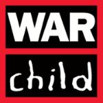 Logo War Child, Logo Leger des Heils, bezoek de app voor alle organisaties die Givt gebruiken