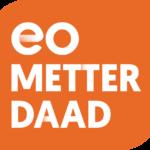 Logo EO Metterdaad, bezoek de app voor alle organisaties die Givt gebruiken